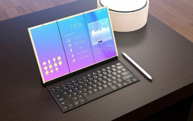 Samsung foldable smartphone arrive customers q2 2019