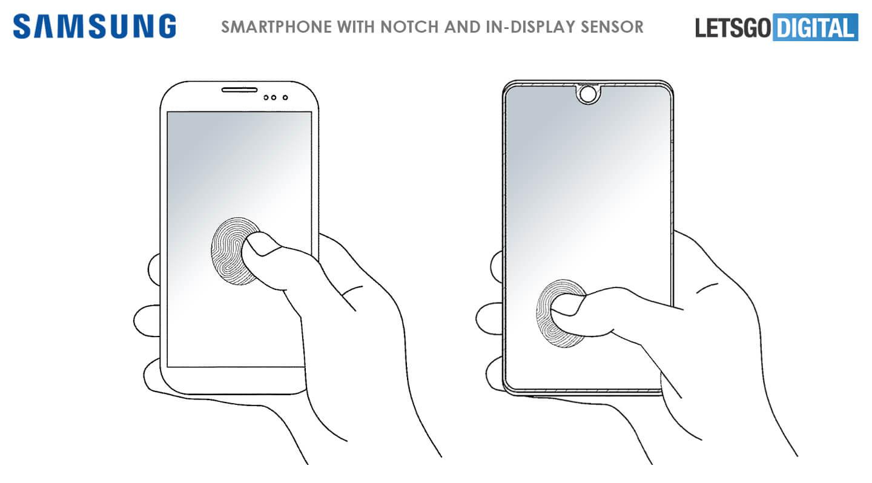 Future Samsung Smartphones Might Have a Fingerprint Scanner