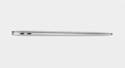 Apple announces New MacBook Air: smaller bezels, smarter, faster, lighter