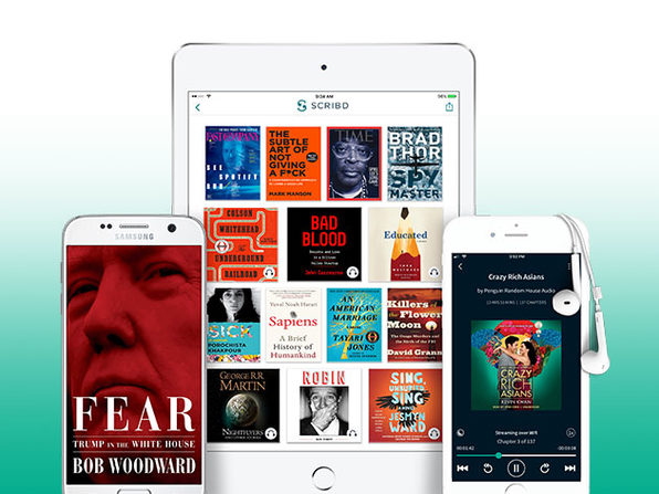 Scribd Subscriptions