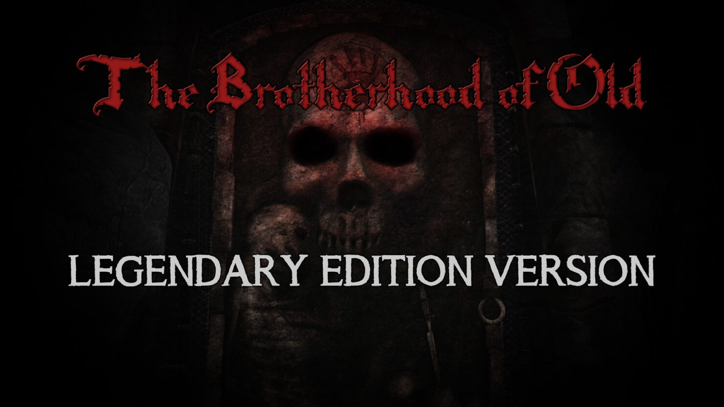 Skyrim The Brotherhood of Old Quest Mod
