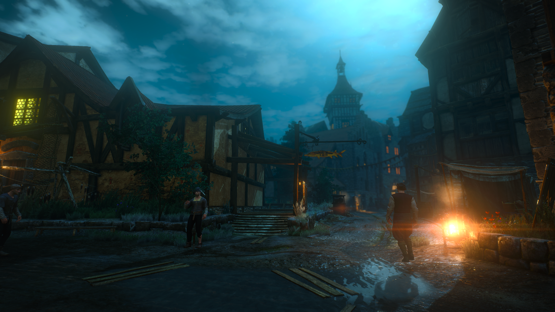 The Witcher 3 E3 Flares Mod New Update Adds Improved Texture