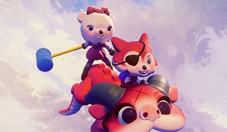 Dreams Dev Talks Online Play, Framerate, PS4 Pro Advantage, M-rated