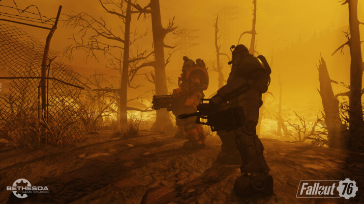 Fallout 76 patch 1.02 ps4 xbox one pc
