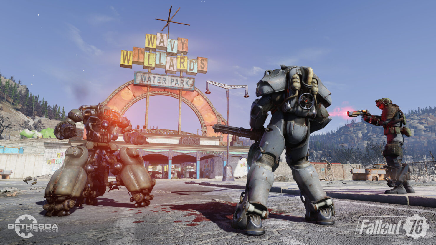 Fallout 76 patch day one