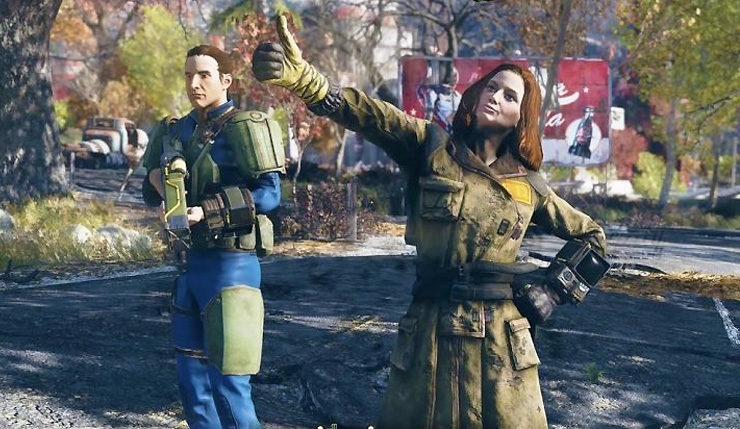 Fallout 76 framerate uncapped