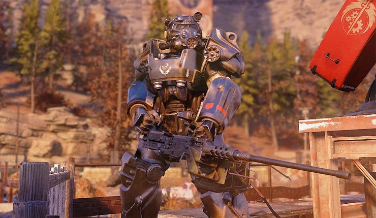 Fallout 76 beta patch