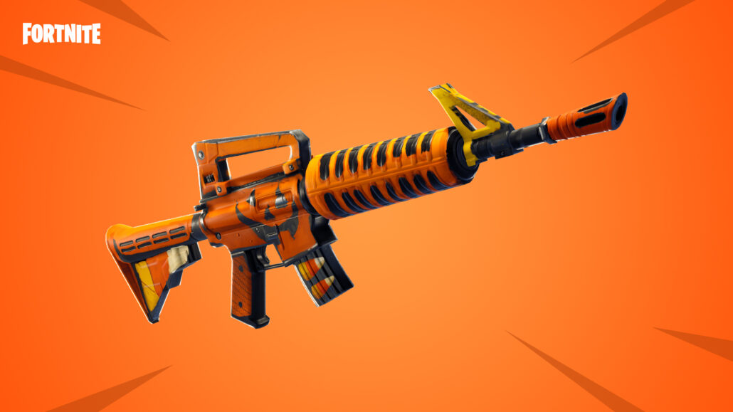 Fortnite Update Adds In Game Tournaments New Quadcrasher