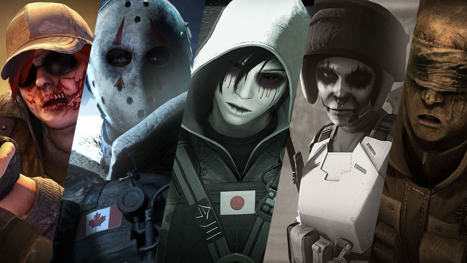 Rainbow Six Siege kicks off Halloween 'Mad House' event