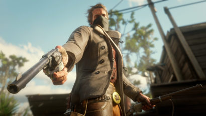 Red Dead Redemption 2 Will Have Over 50 Guns to Fire