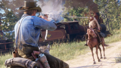 New Red Dead Redemption 2 Screenshots Highlight Gunslinging