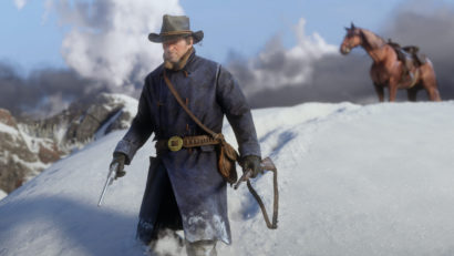 Red Dead Redemption 2 Gameplay Length Is 60 Hours