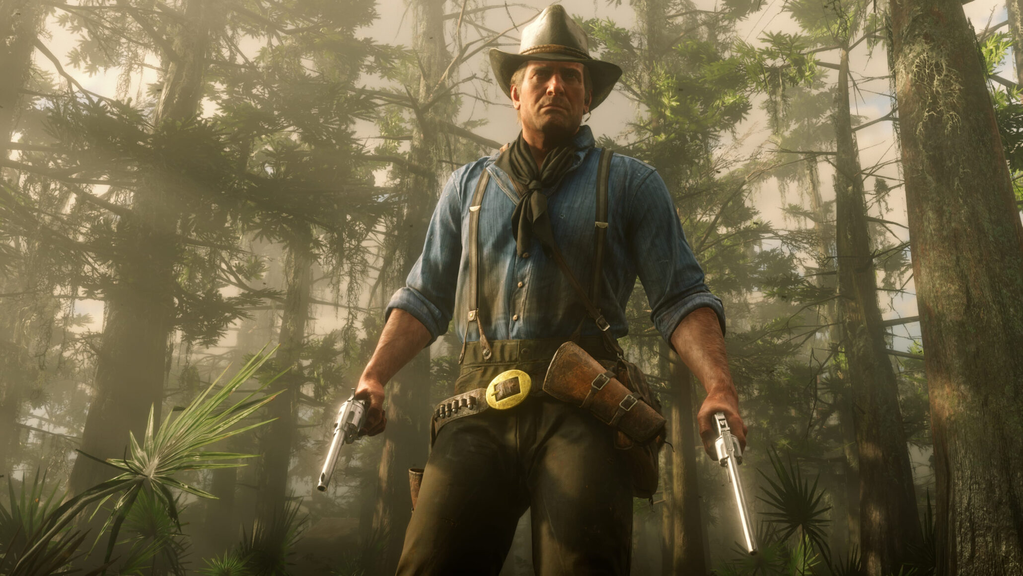 Red Dead Redemption 2 1 06 Patch Removed Ambient Occlusion
