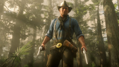 Red Dead Redemption 2 estimates around 65 hours of story content