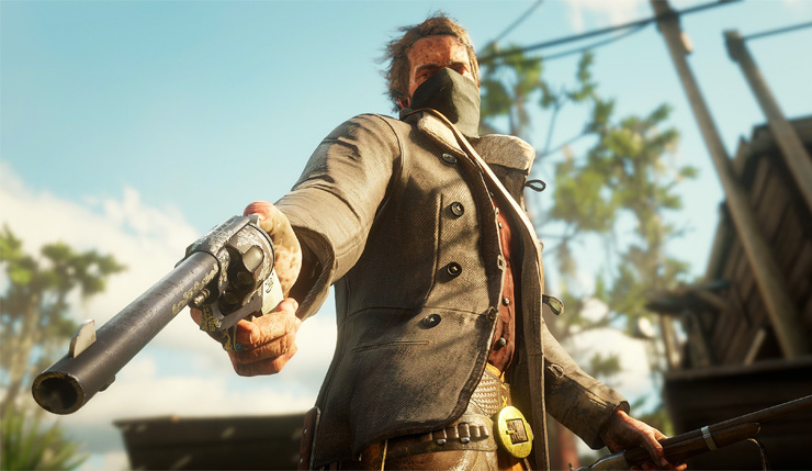 Red Dead Redemption 2 PC Settings Surface From The Game's