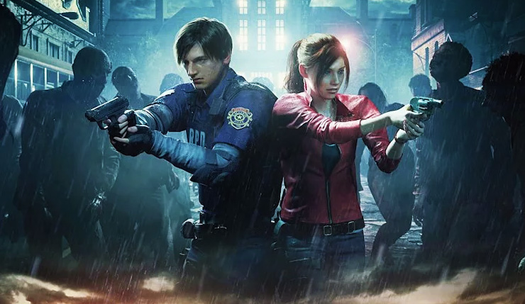 Resident Evil 2 Remake Deluxe Edition Includes The Game S Forgotten Original Protagonist