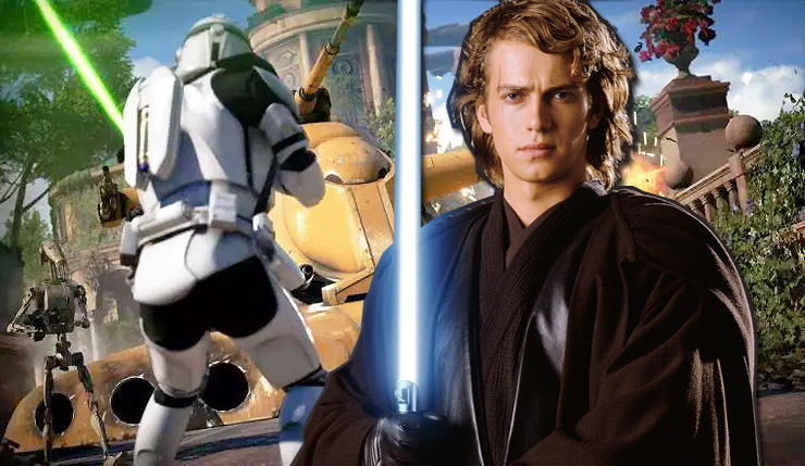 how old is anakin in the clone wars tv show