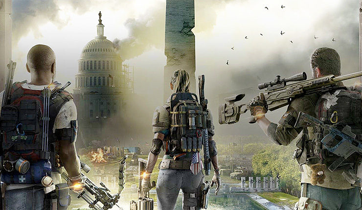The Division 2 Technical Alpha Kicks Off This Week, Private Beta