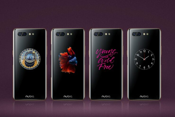 ZTE Nubia X Features No Notch or Sliding Camera