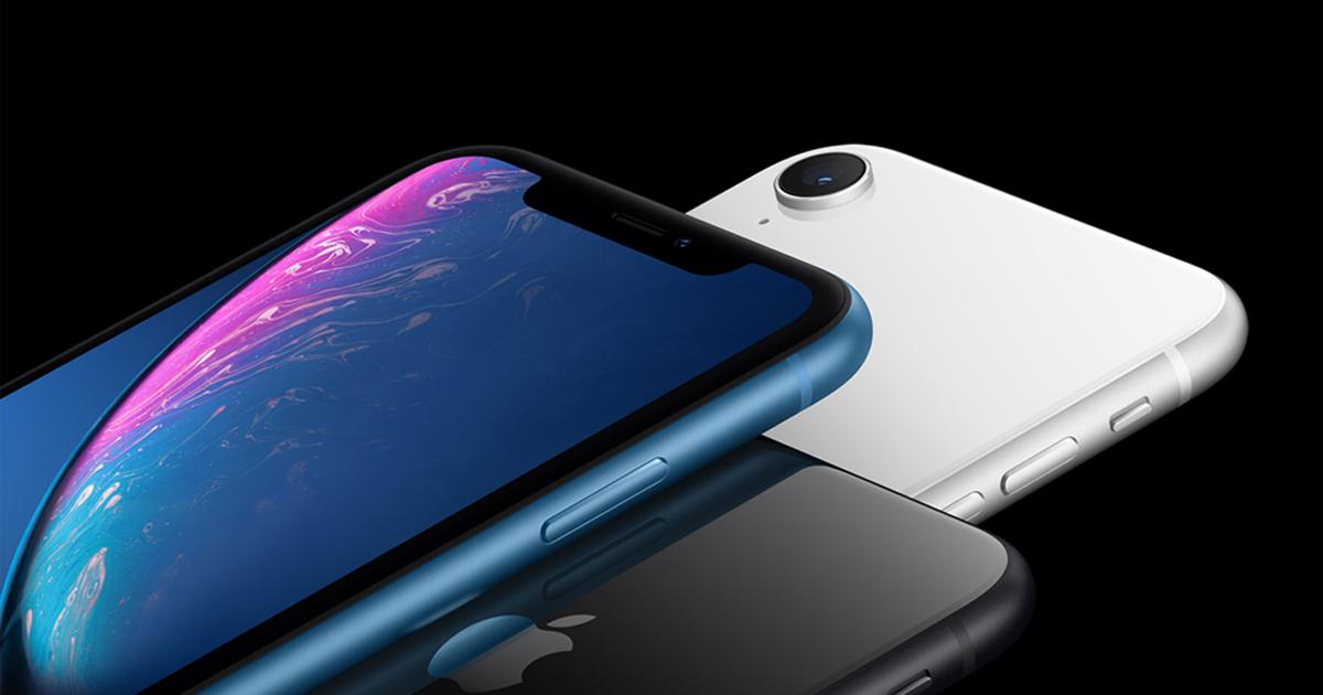 apple iOS 12.1 security