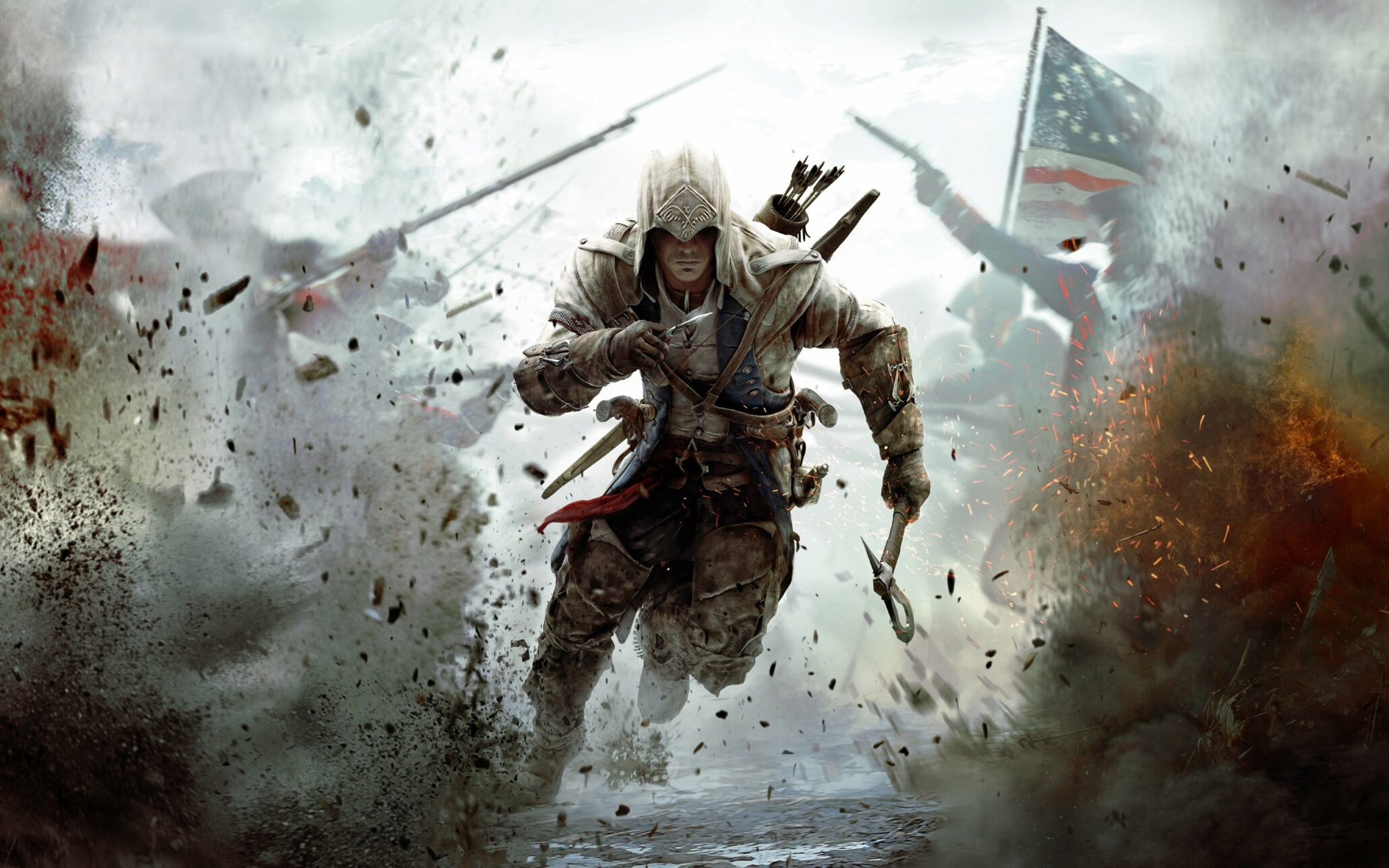 Assassin's Creed 3 Remastered Improvements Detailed