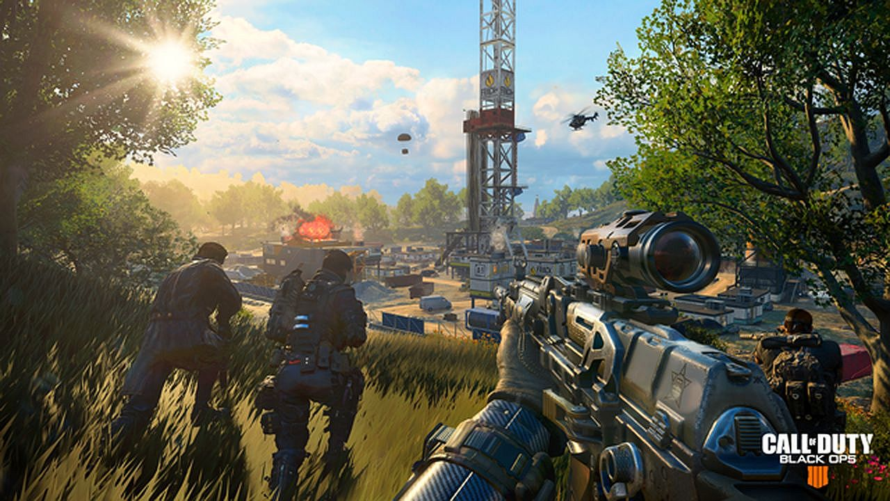 Black Ops 4 PC Getting Uncapped Frame Rate Except Blackout, Which