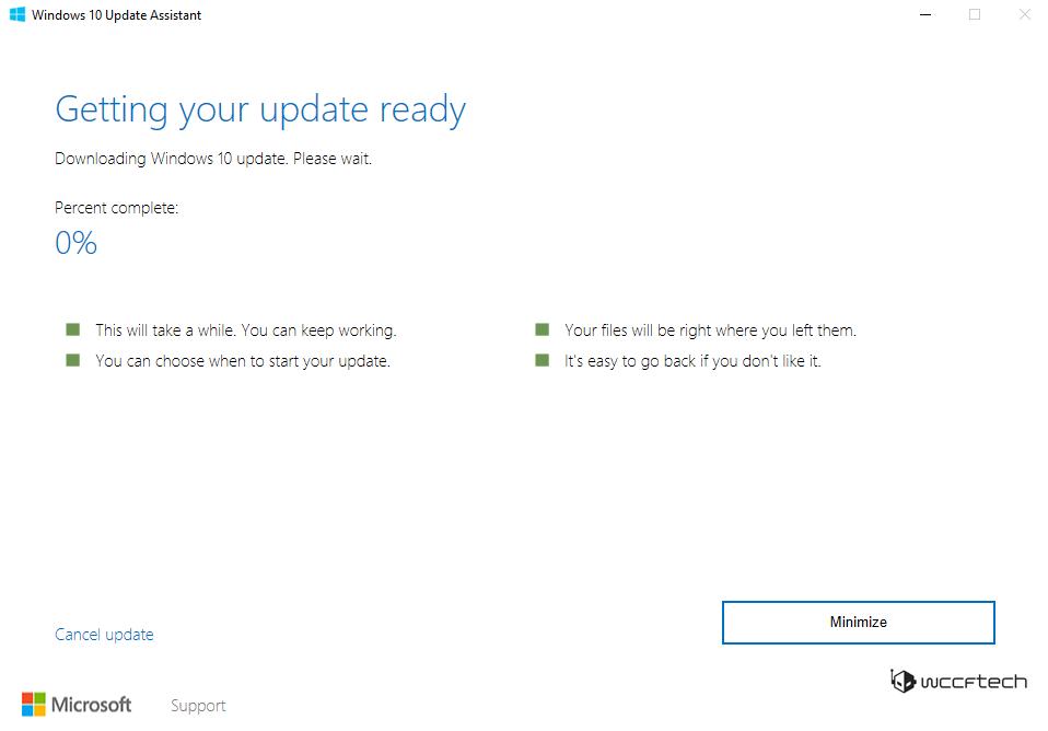 clean-install-windows10-october-2018-update
