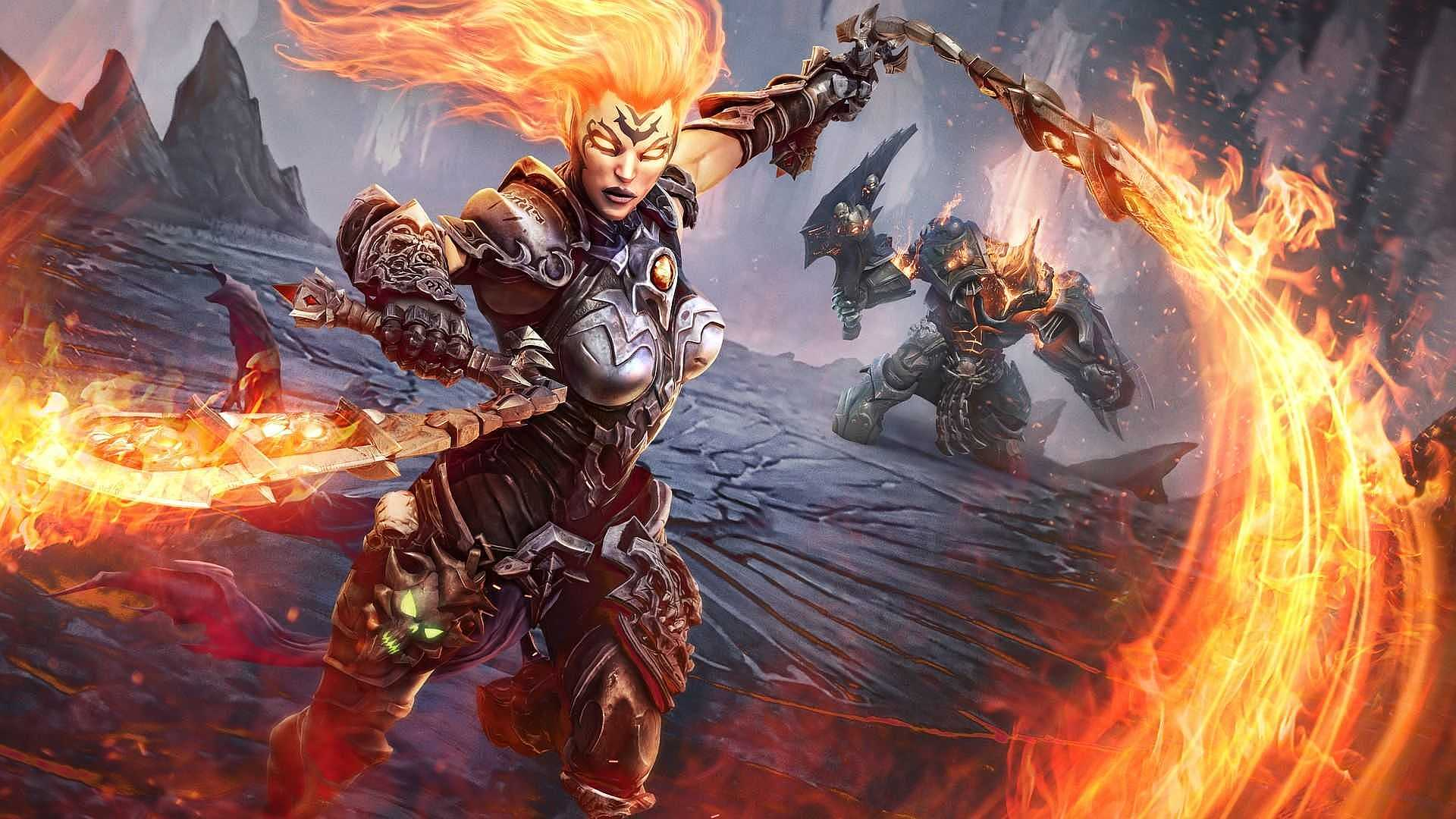 Darksiders Iii To Last 15 Hours On An Average Playthrough Hdr