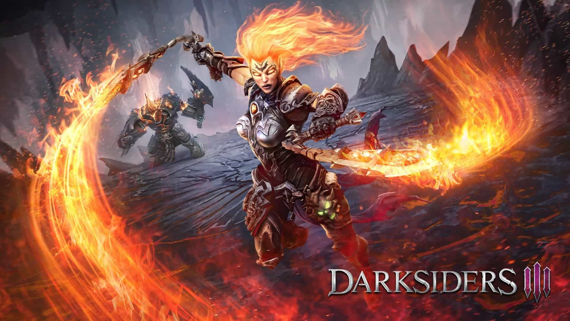 Darksiders 3 New Mod Allows FOV Adjusting