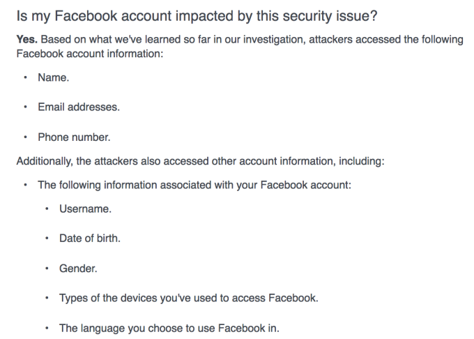 How to Check If Your Facebook Account Was Hacked in Last Month's