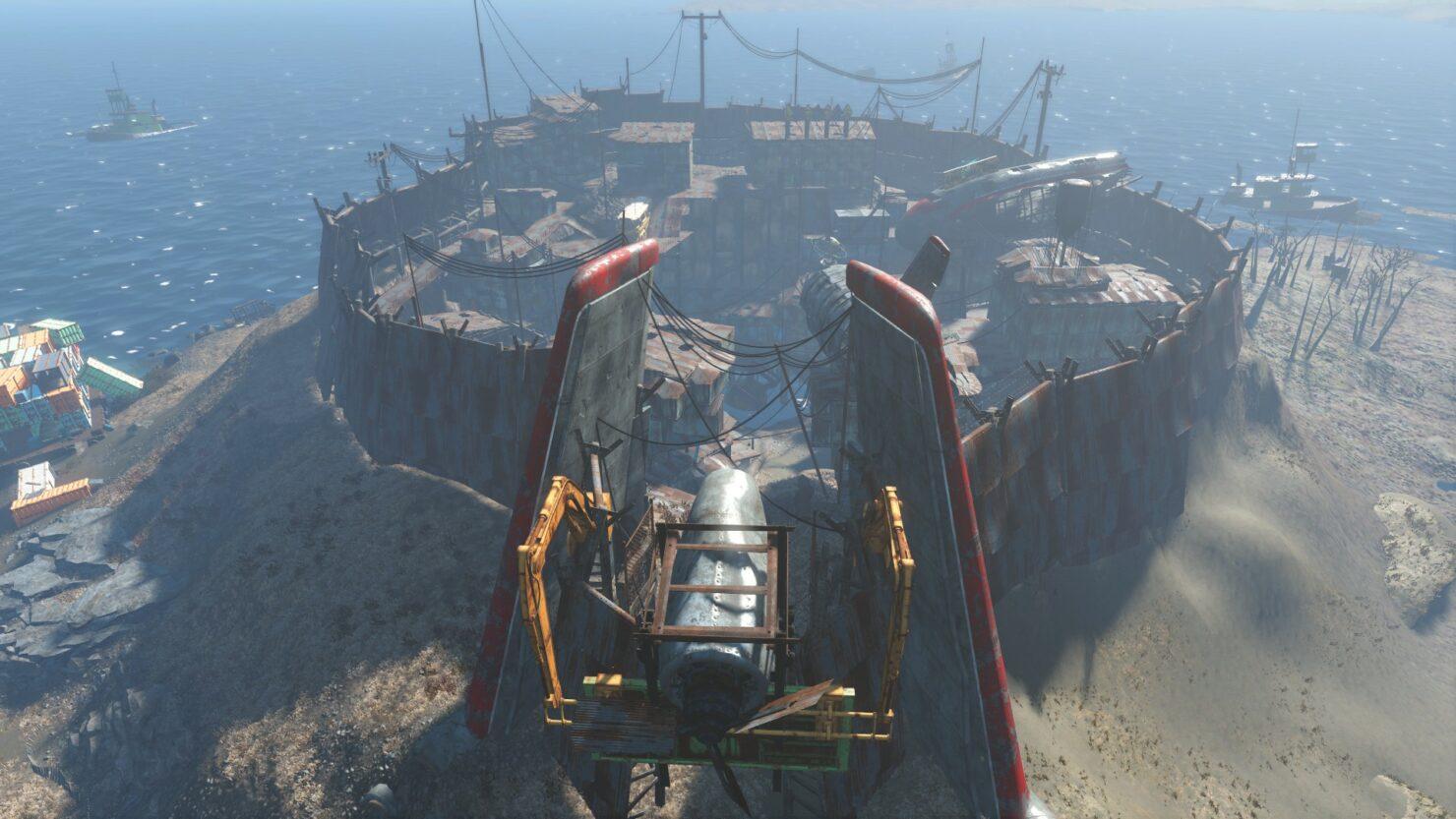 fallout 4 megaton mod