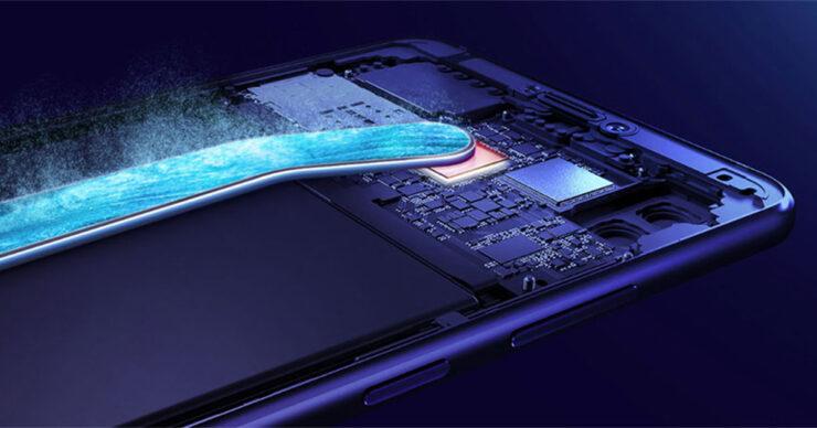 Huawei Mate 20X gaming smartphone