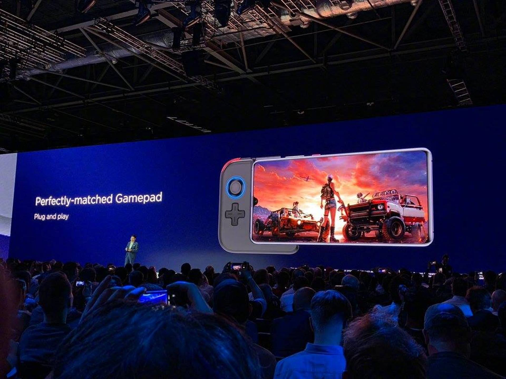 Huawei Boasts the Mate 20 X to Be a Better Portable Gaming Machine