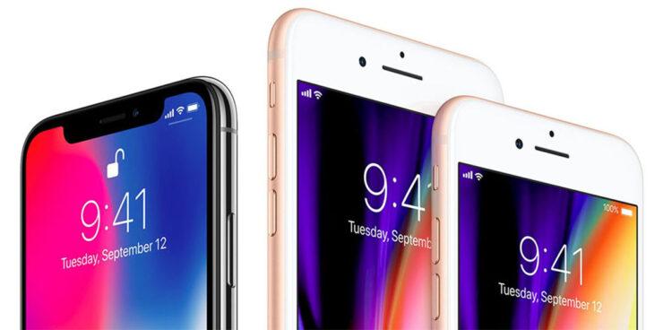 iPhone 8 Plus iPhone X get cpu throttling feature