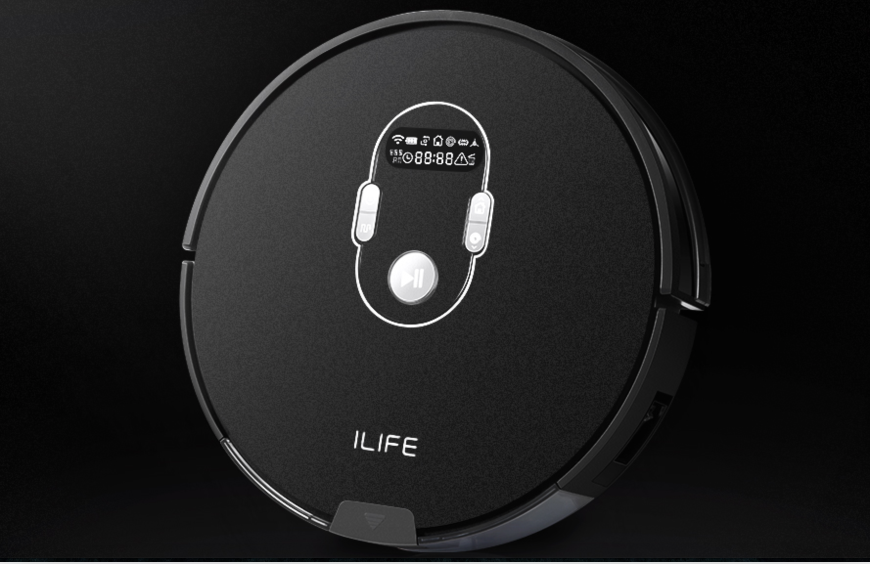 iLife A7: A Robot Vacuum Cleaner That Doesn't Break the Bank (Promotional Price: $197)