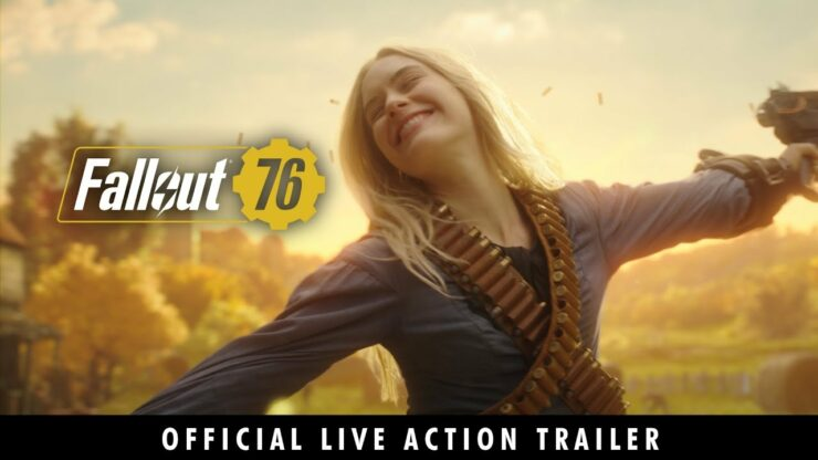 new live action fallout 76 trailer