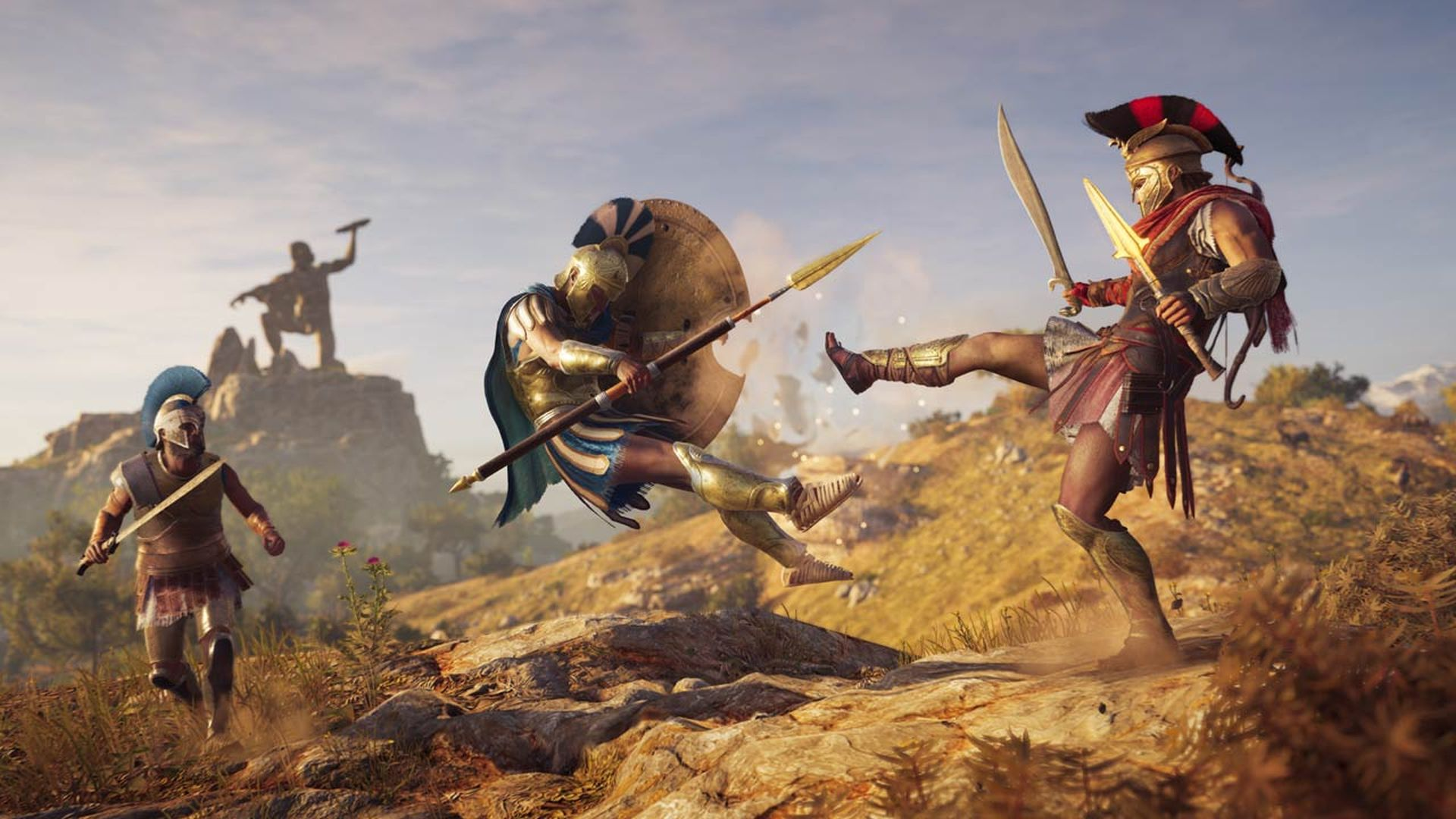 Assassin's Creed Odyssey PC Performance Explored