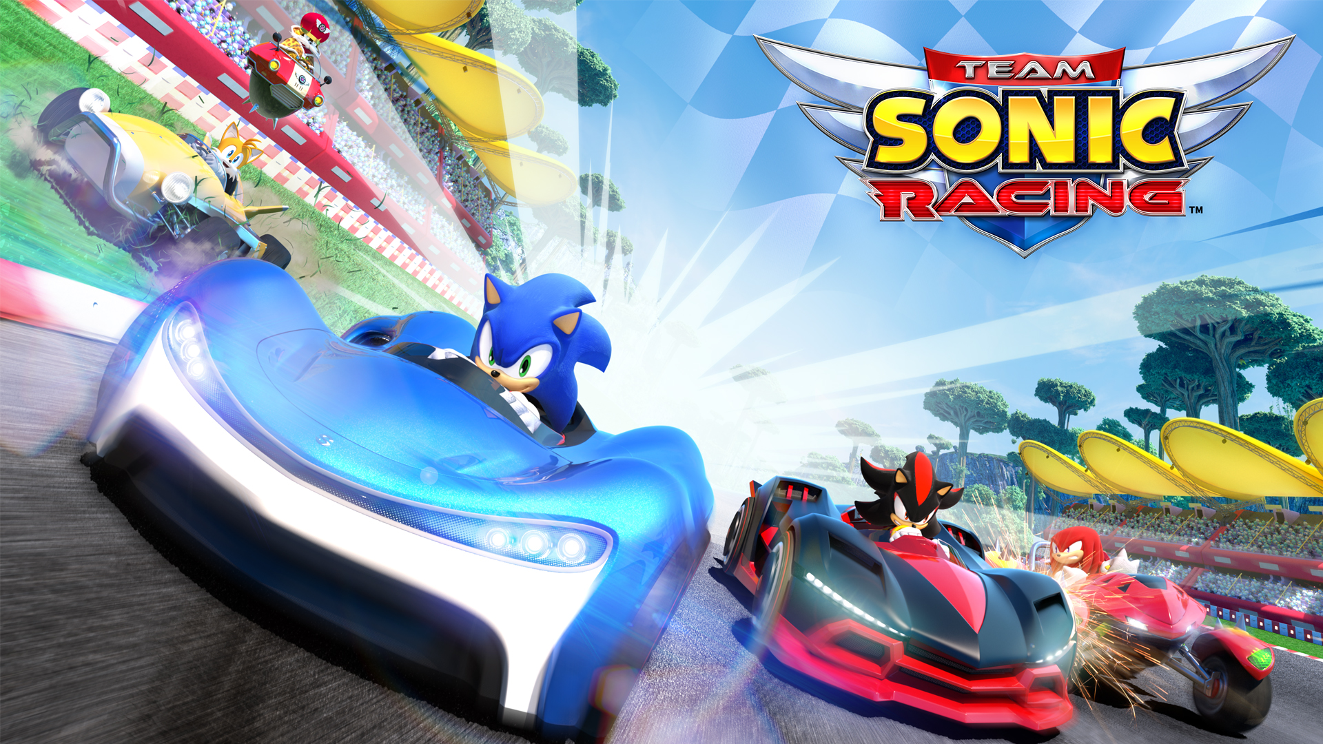 Team Sonic Racing Review - Better Together?