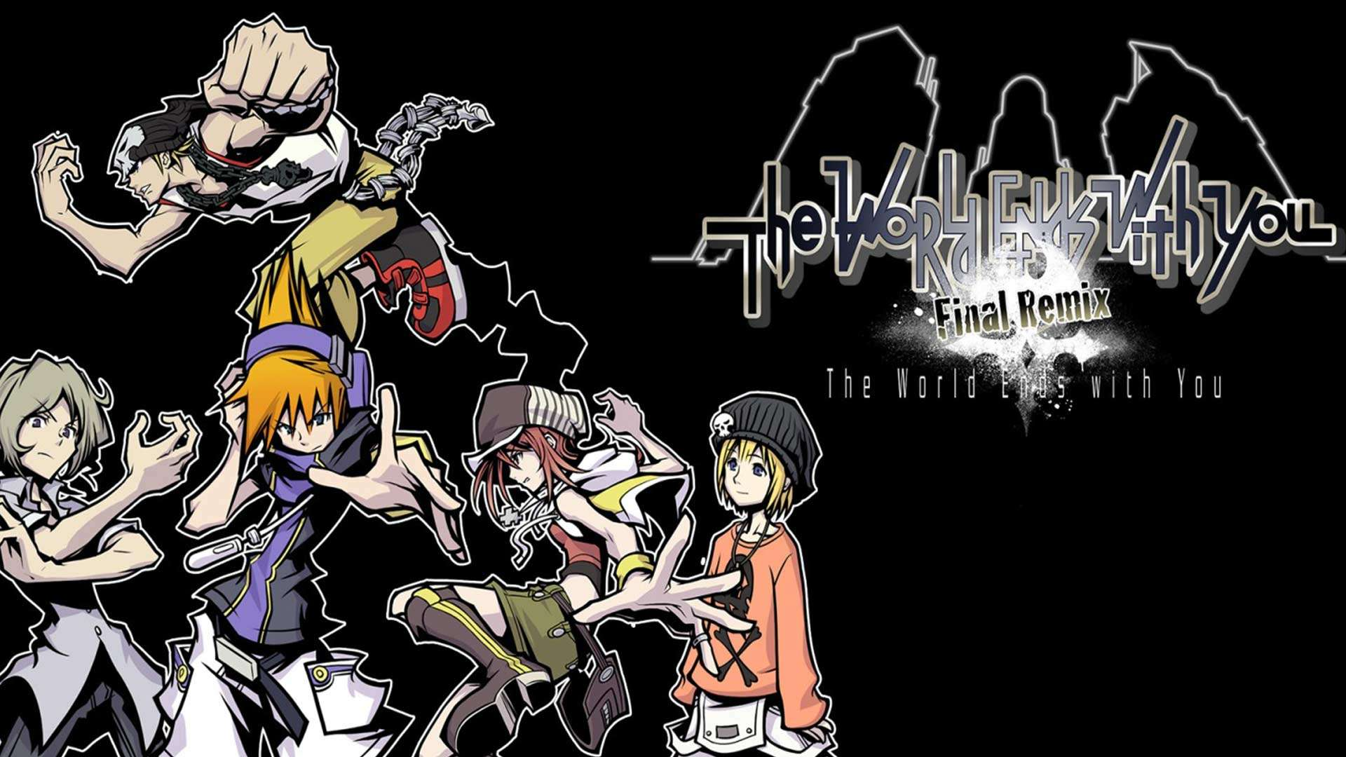 The World Ends With You Final Remix Review Great Game Rough