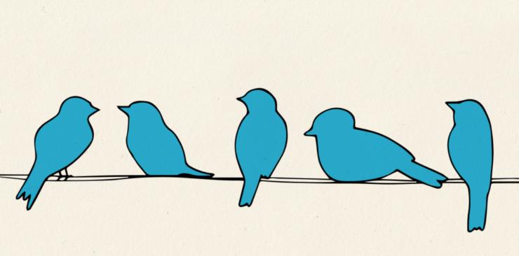 twitter happy