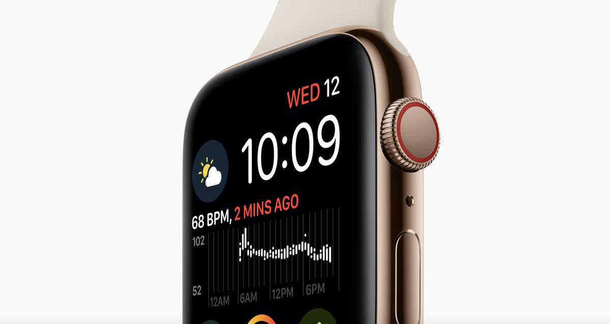 watchOS 5.1
