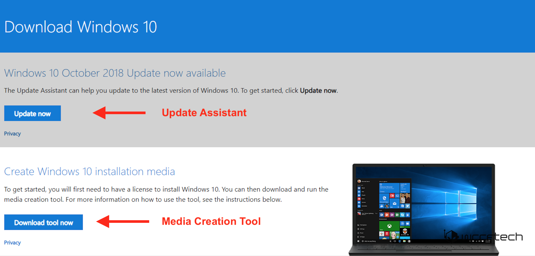 Steps to Clean Install Windows 10 1809 October 2018 Update