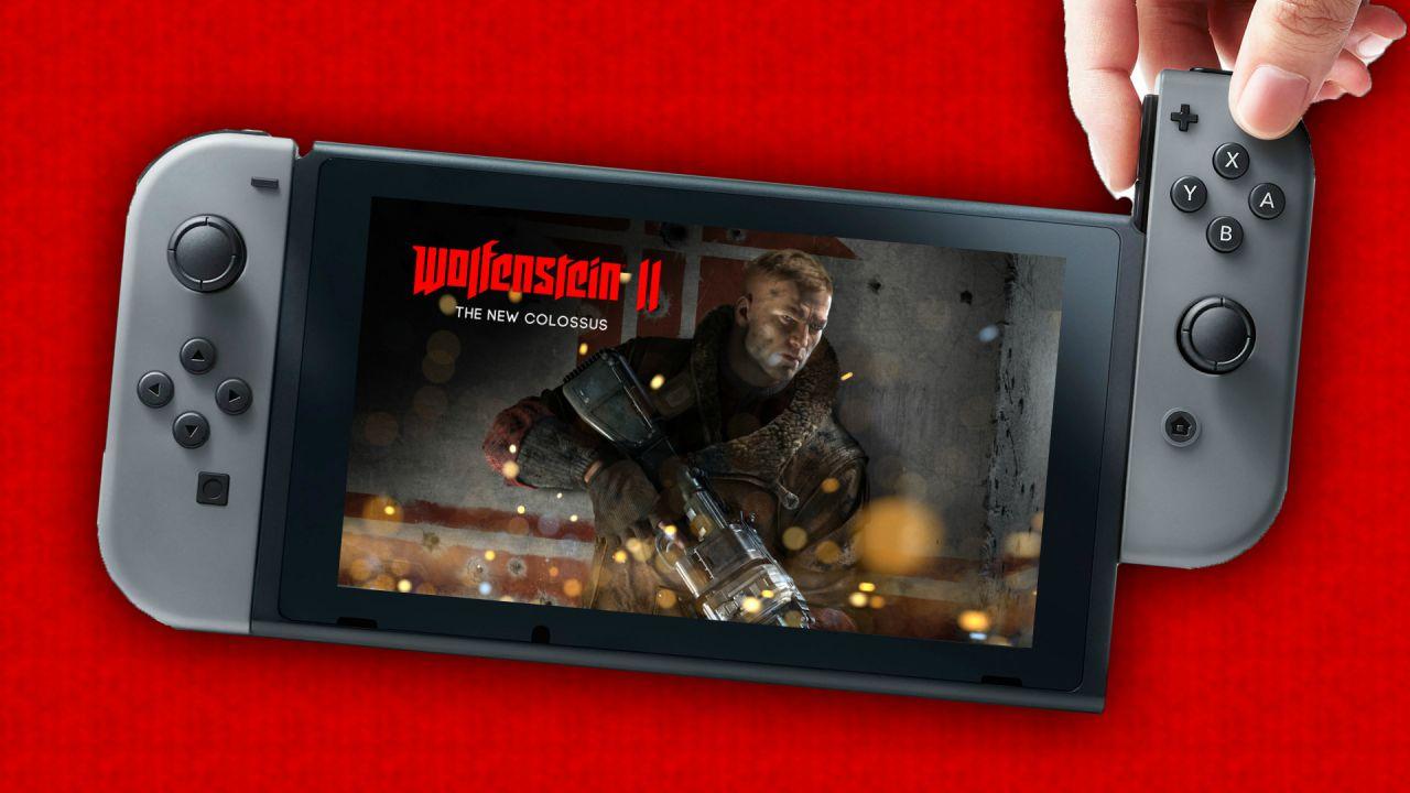 Nintendo Switch не получит Fallout 76 и TES Online, но получит новый Wolfenstein
