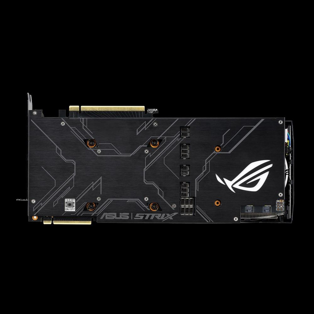 ASUS ROG STRIX GeForce RTX 2080 Ti 11 GB OC and ROG STRIX