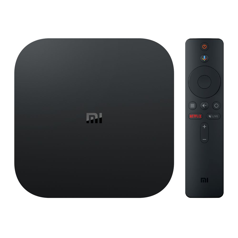 Xiaomi Unveils the Mi Box S With Android TV, Google