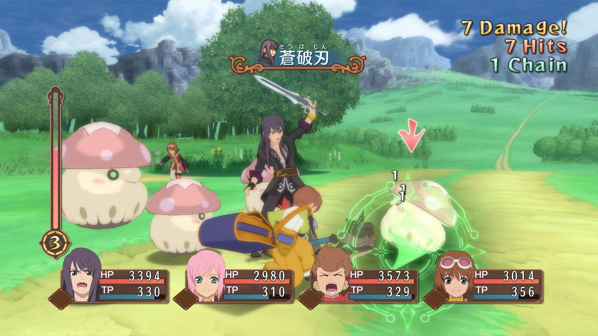 Genshin Impact Character Demo