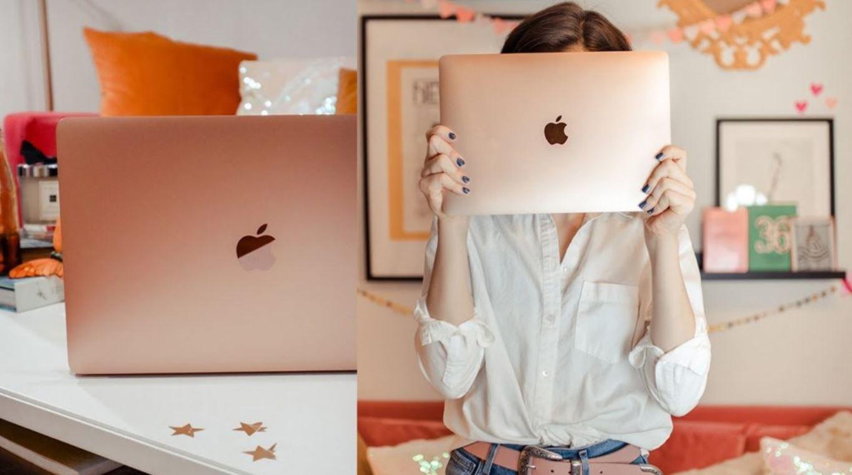 """Résultat de recherche d'images pour """"macbook air 2018 gold"""""""