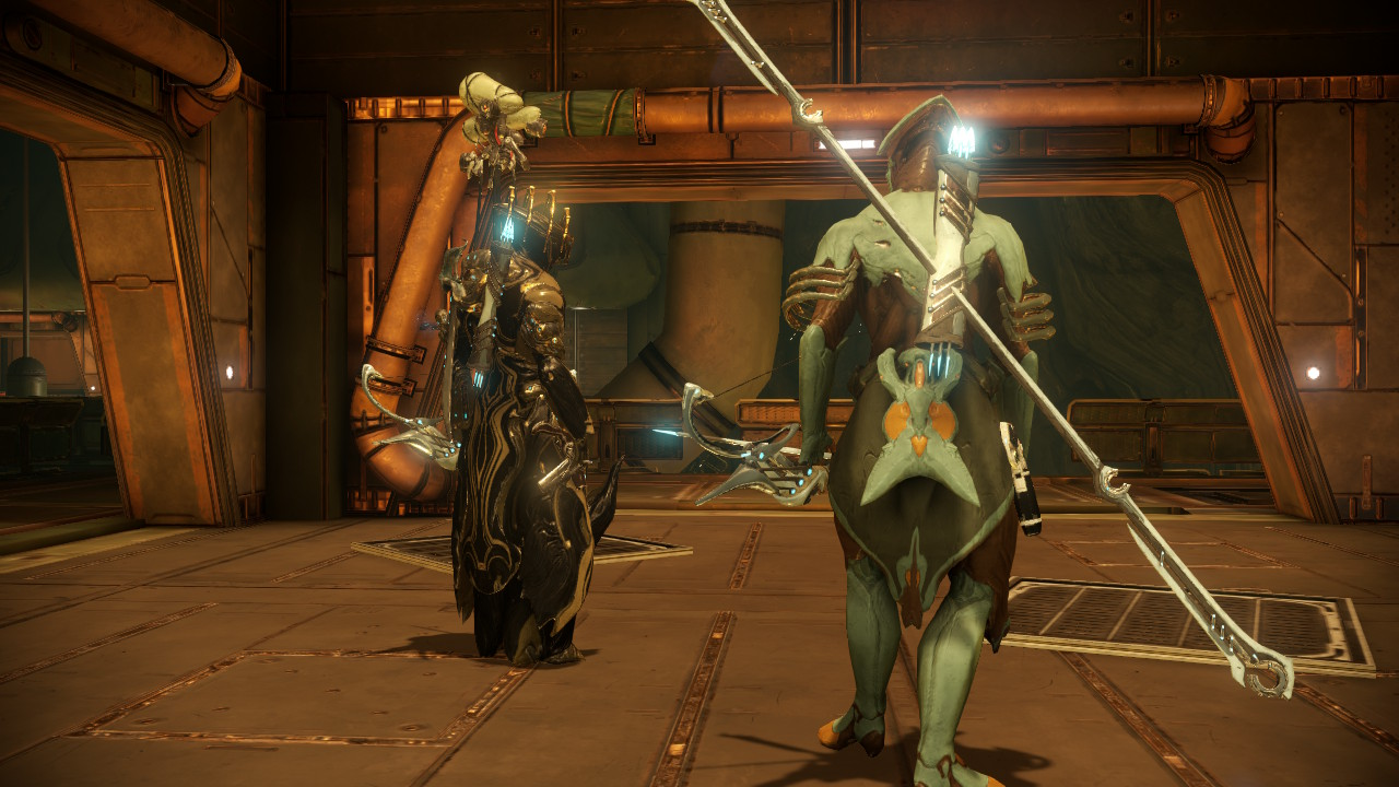 Best Games Ever Free >> Warframe For Nintendo Switch Review The Best Free To Play Game Ever