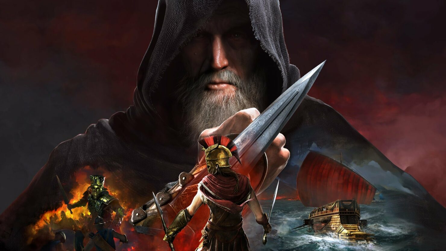 AC Odyssey Patch 1.1.0 legacy of the first blade dlc patch 1.1.1