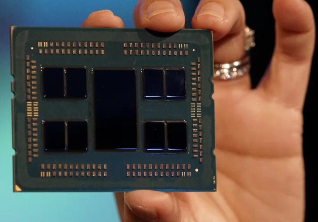 AMD EPYC Rome With 64 Zen 2 Cores on 7nm Clocks In At 2 35 GHz